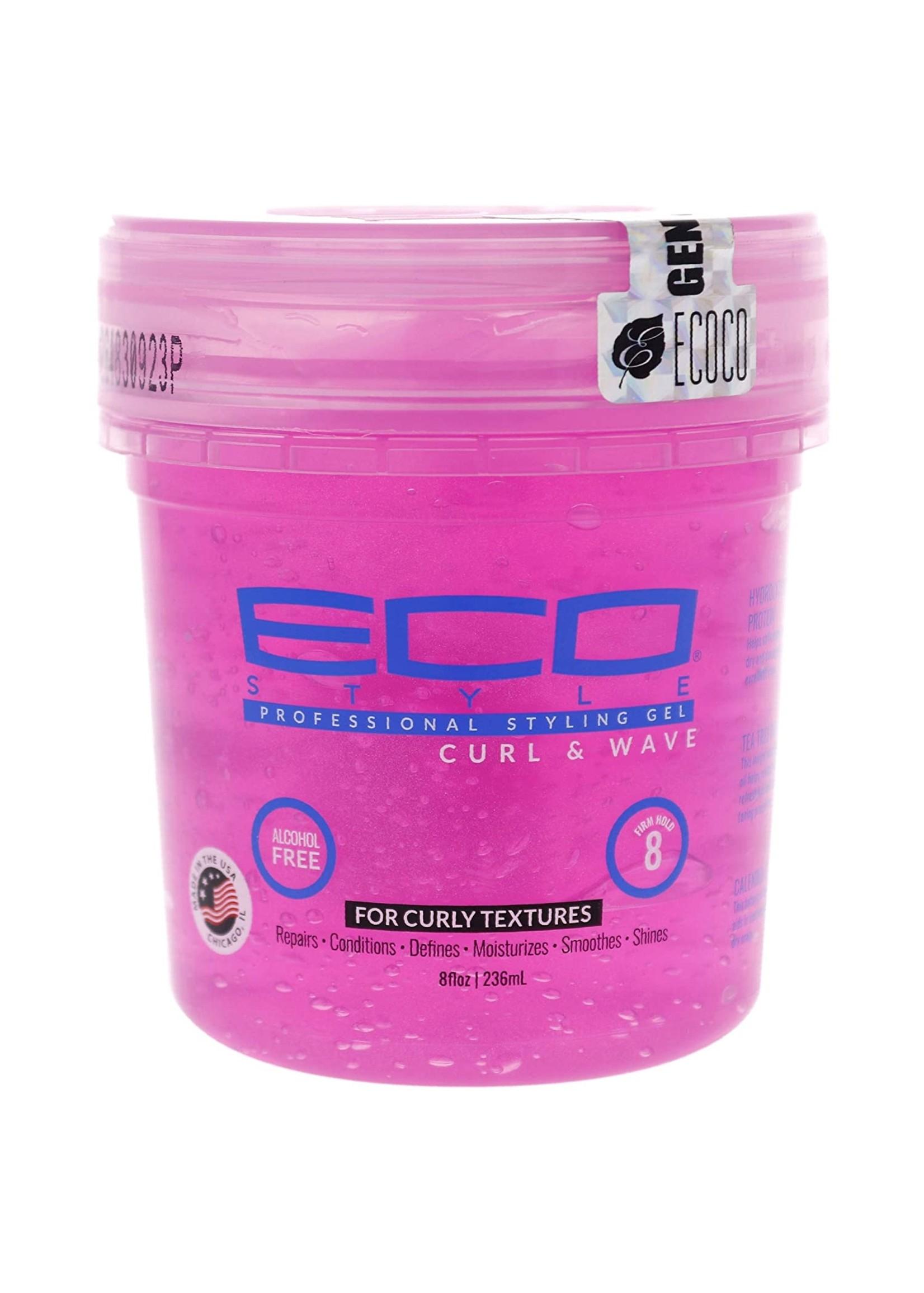 Eco Styling Gel 8oz. Curl & Wave
