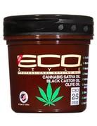 Eco Styling Gel 8oz. Cannabis