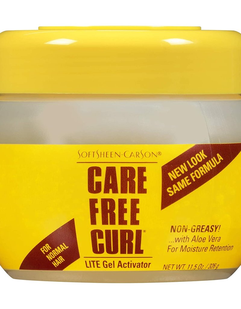 Care Free Curl Activator Gel Normal