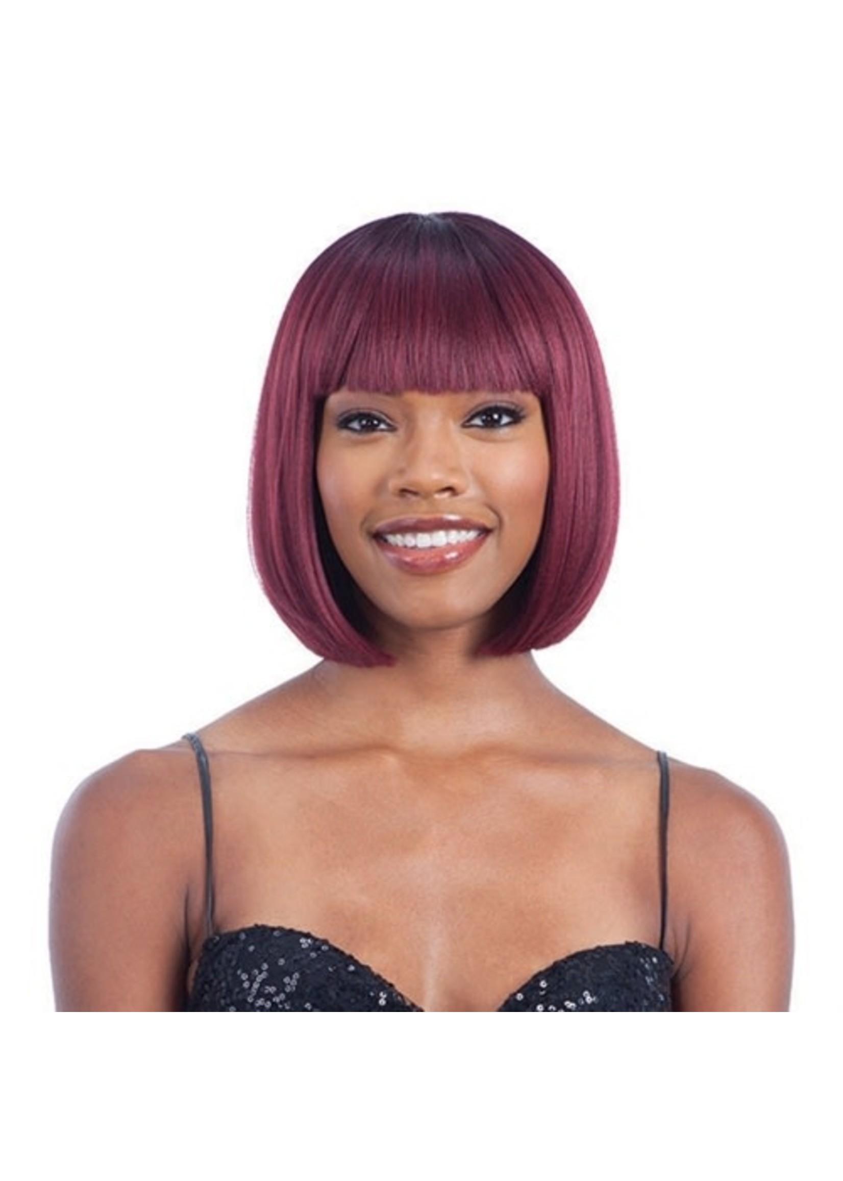 Clean Cap Number 19 Wig