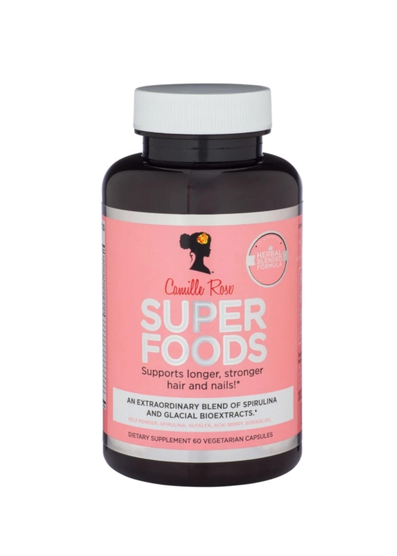Camille Rose Vitamins Super Foods