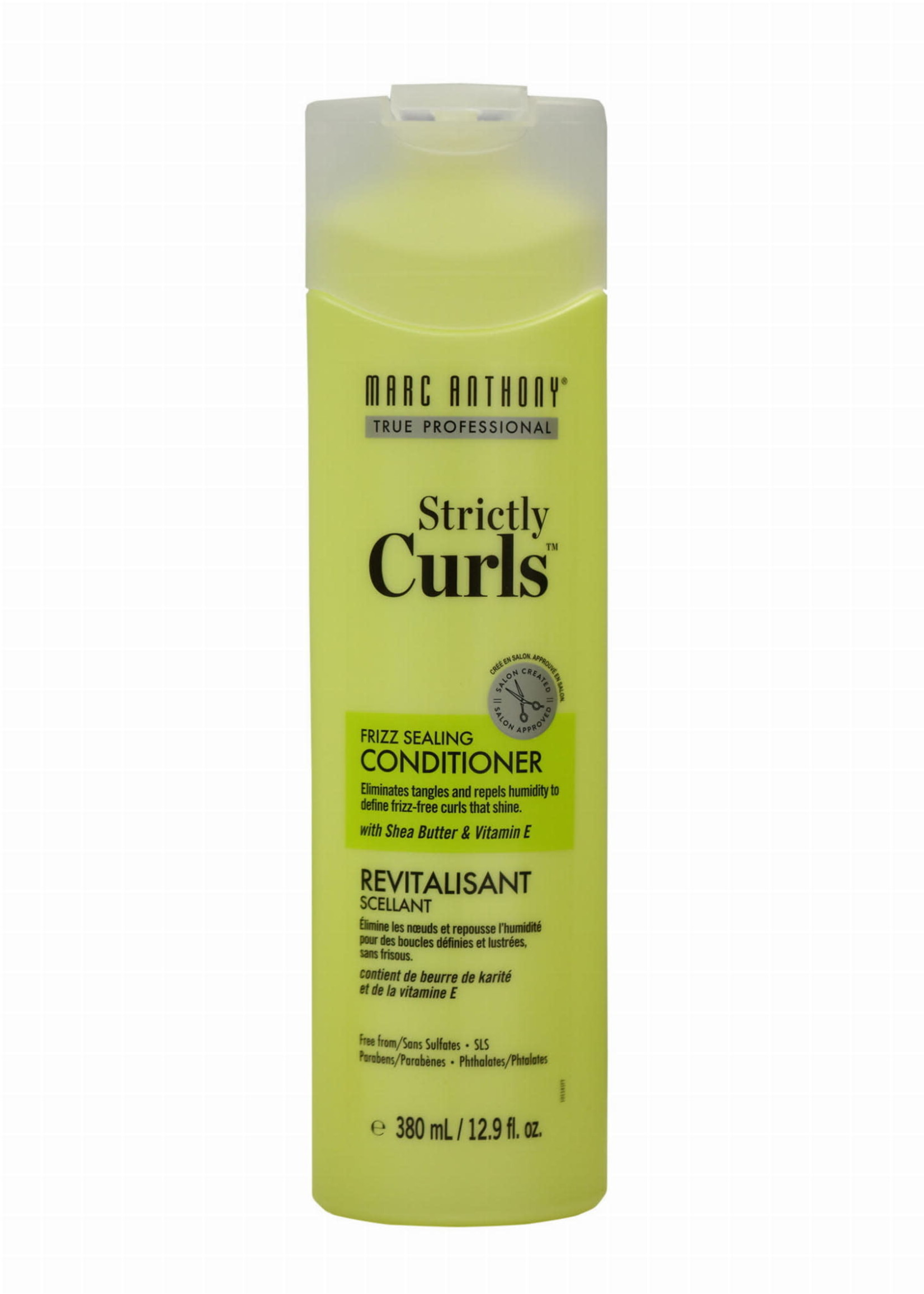 M/A Strictly Curls Frizz Sealing Conditioner