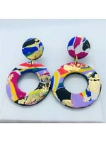 Retro Earrings 2