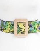 Bold Enough Belt