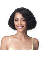 "Water Curl 10"" 100% Human Hair Wig"