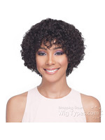 Cardi 100% Human Hair Wig- Natural