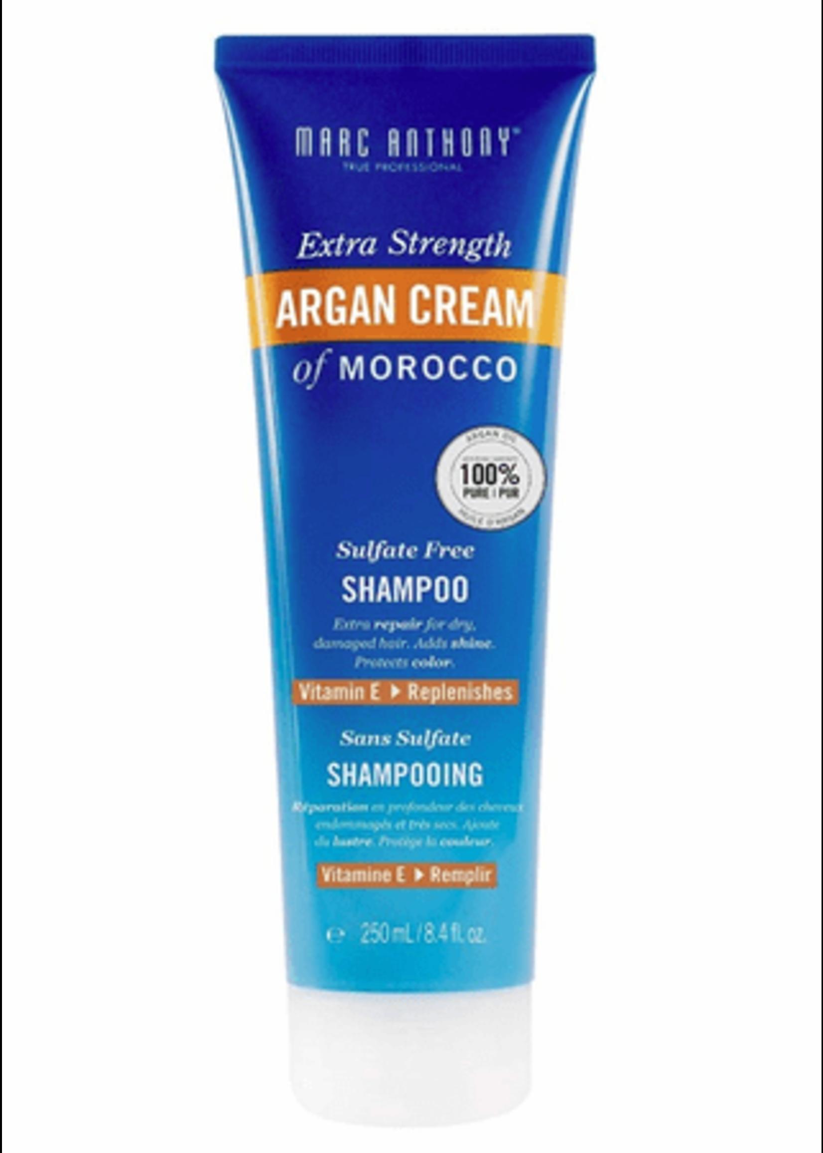 M/A Argan Cream Shampoo Sulfate Free