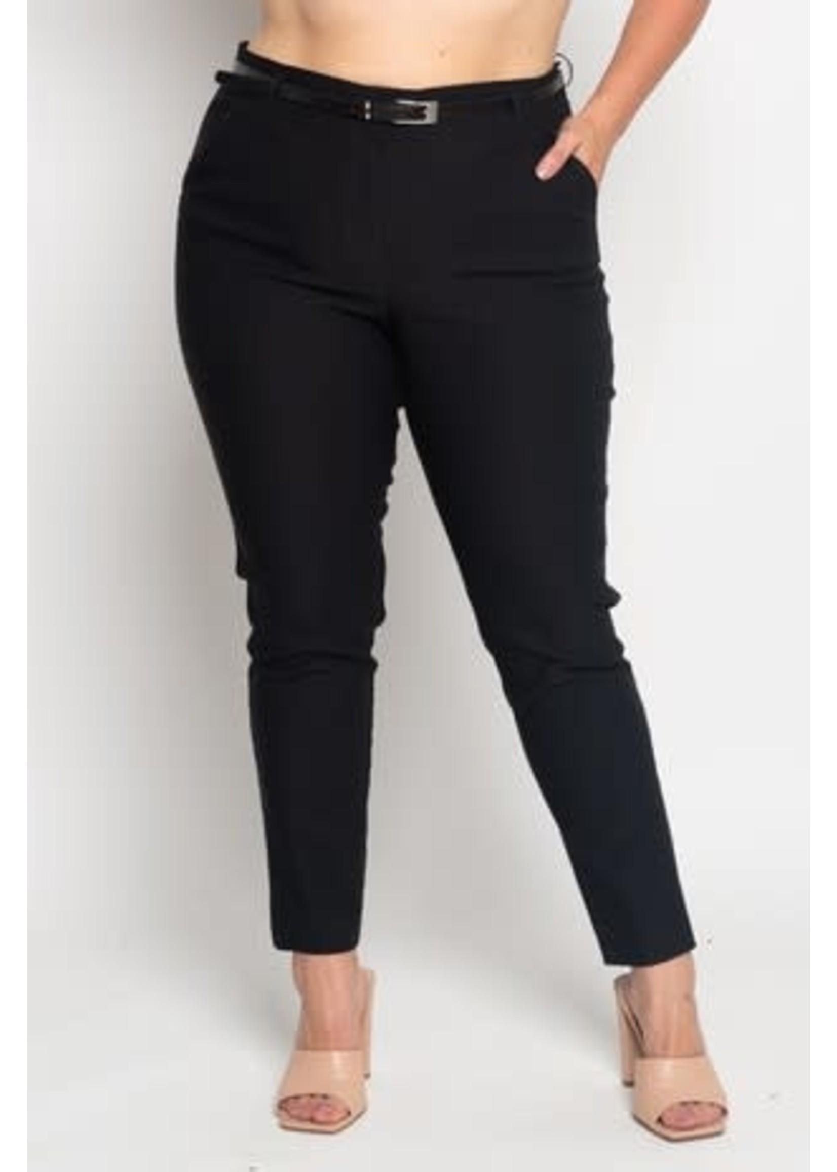 Black Pants-Plus