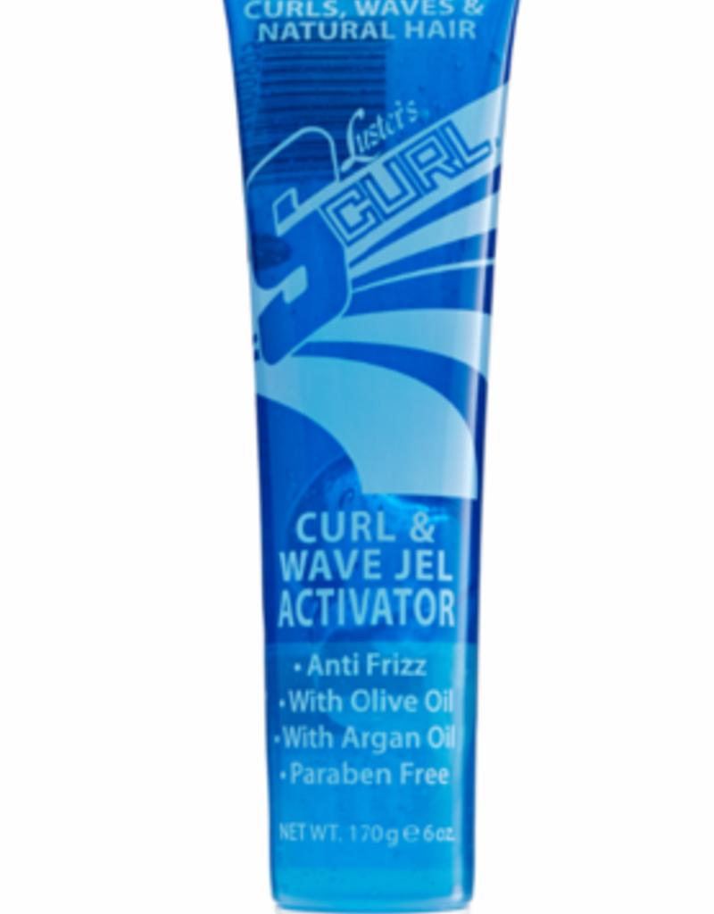 Luster's S Curl  Curl & Wave Jel Activator 6oz