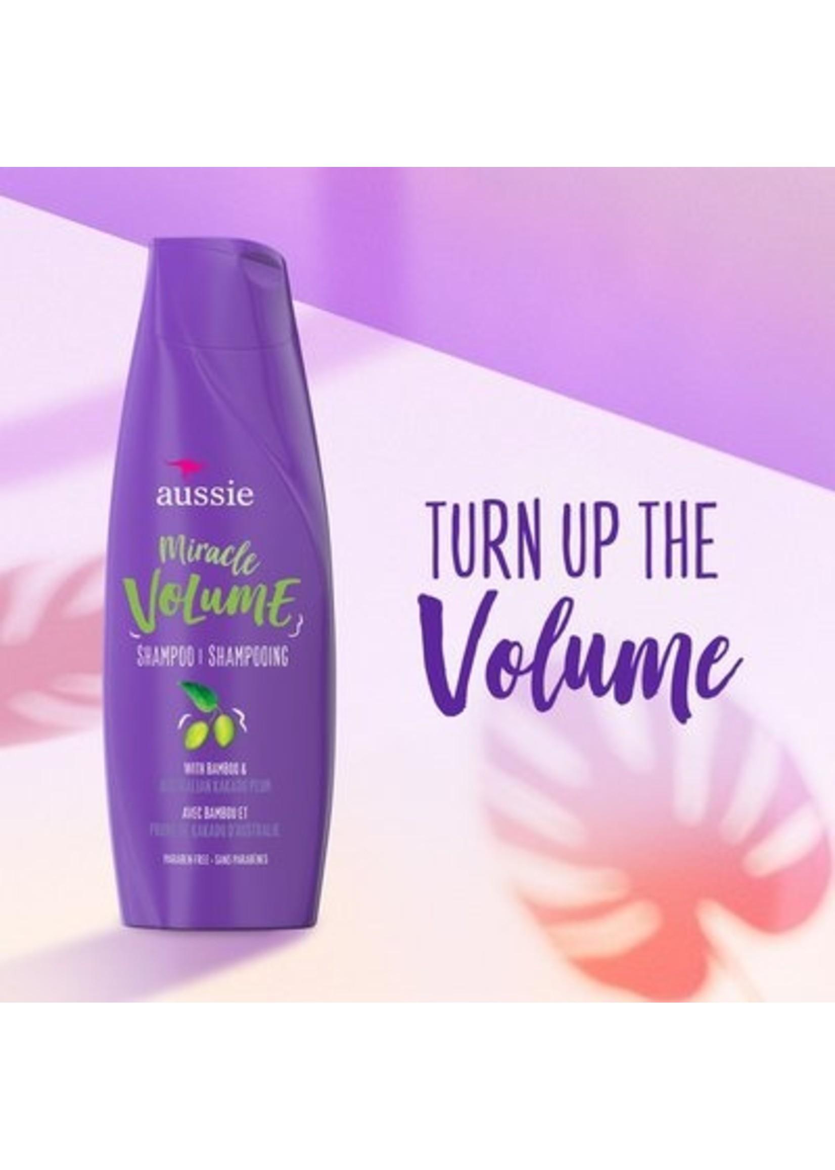 Aussie Miracle Volume Shampoo 12.1oz