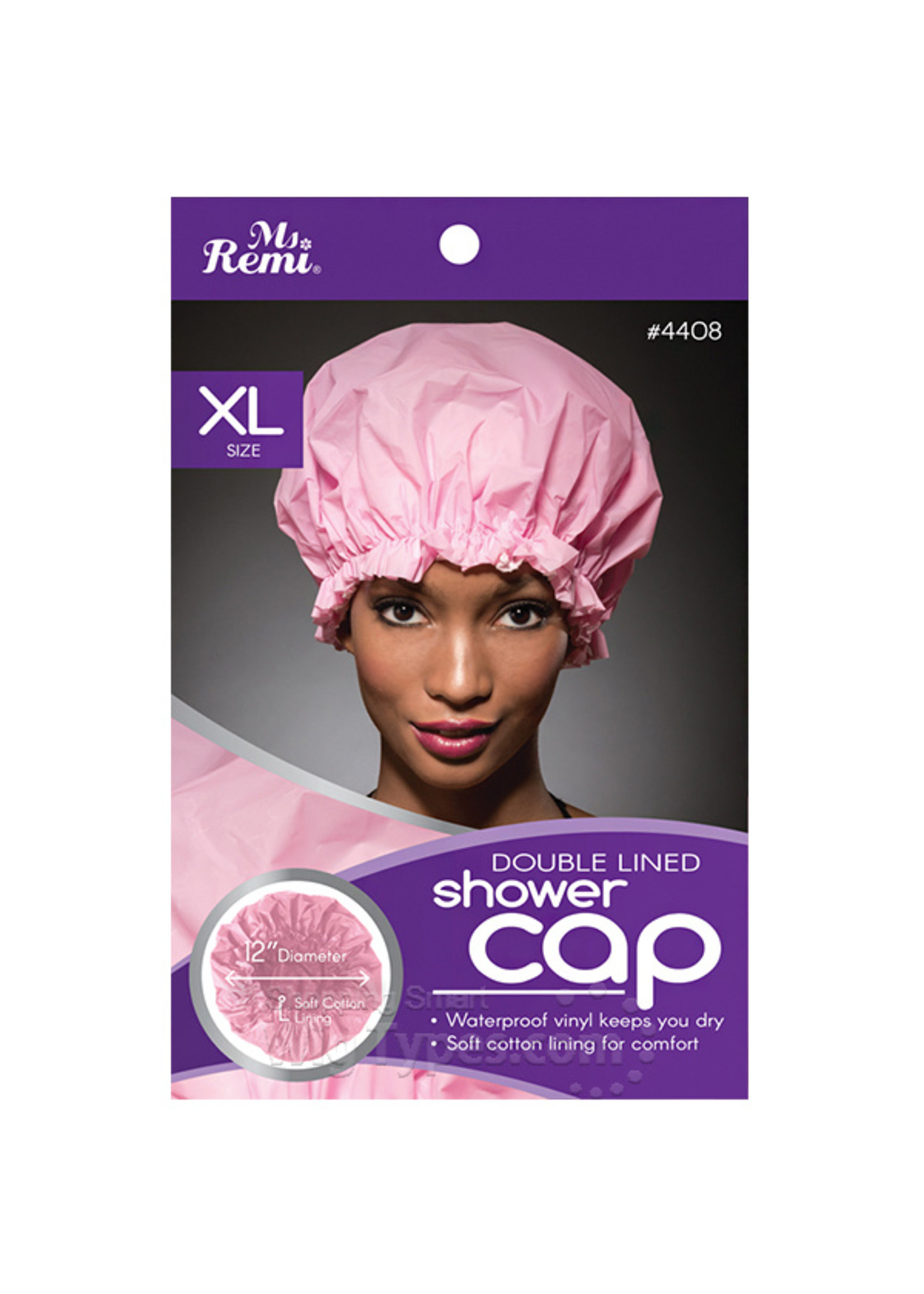 Annie Ms. Remi Double lined Shower Cap Assorted