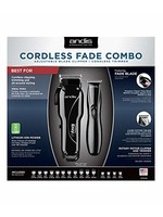 Andis Andis Clipper/Trimmer Cordless Fade Combo