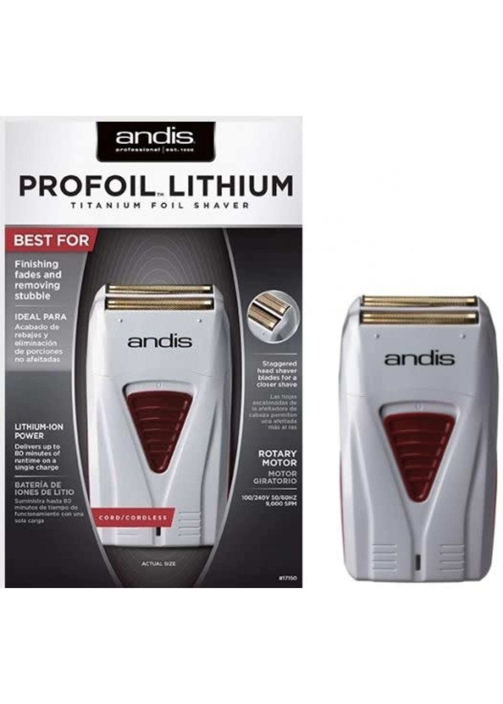 Andis Profoil Lithium