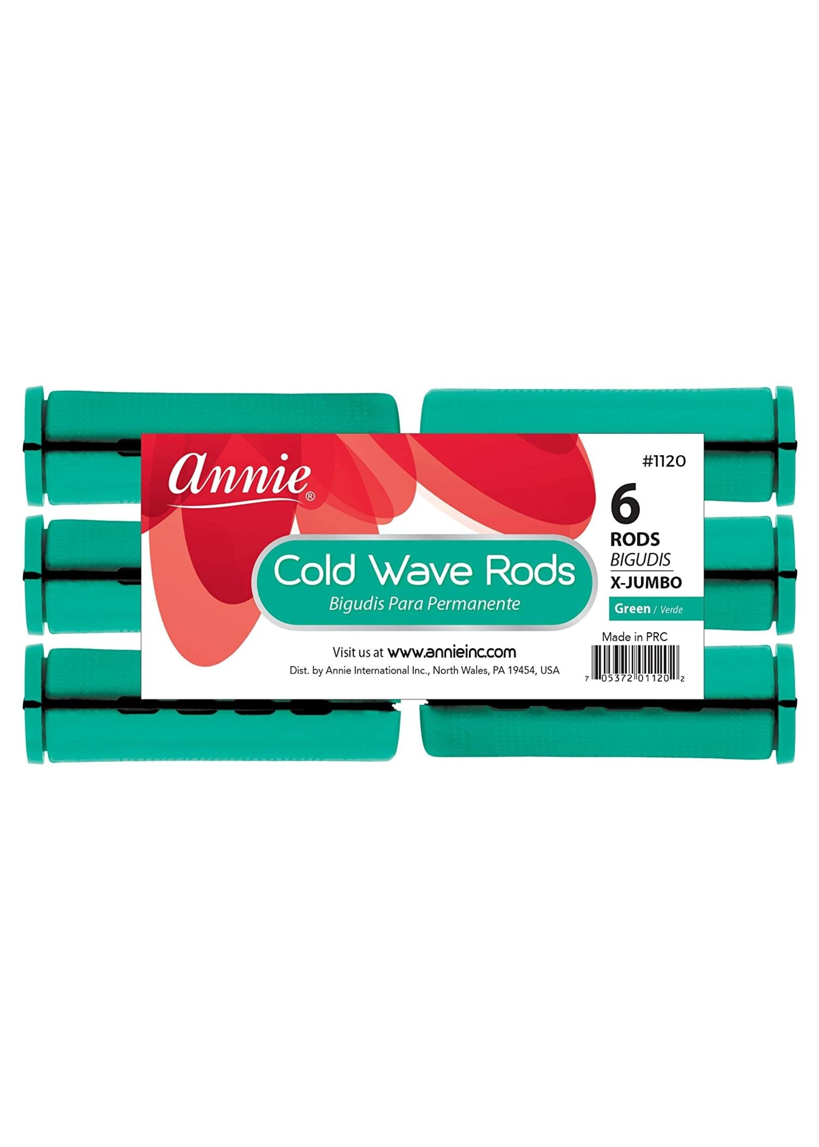 Cold Wave Rods Green X-Jumbo