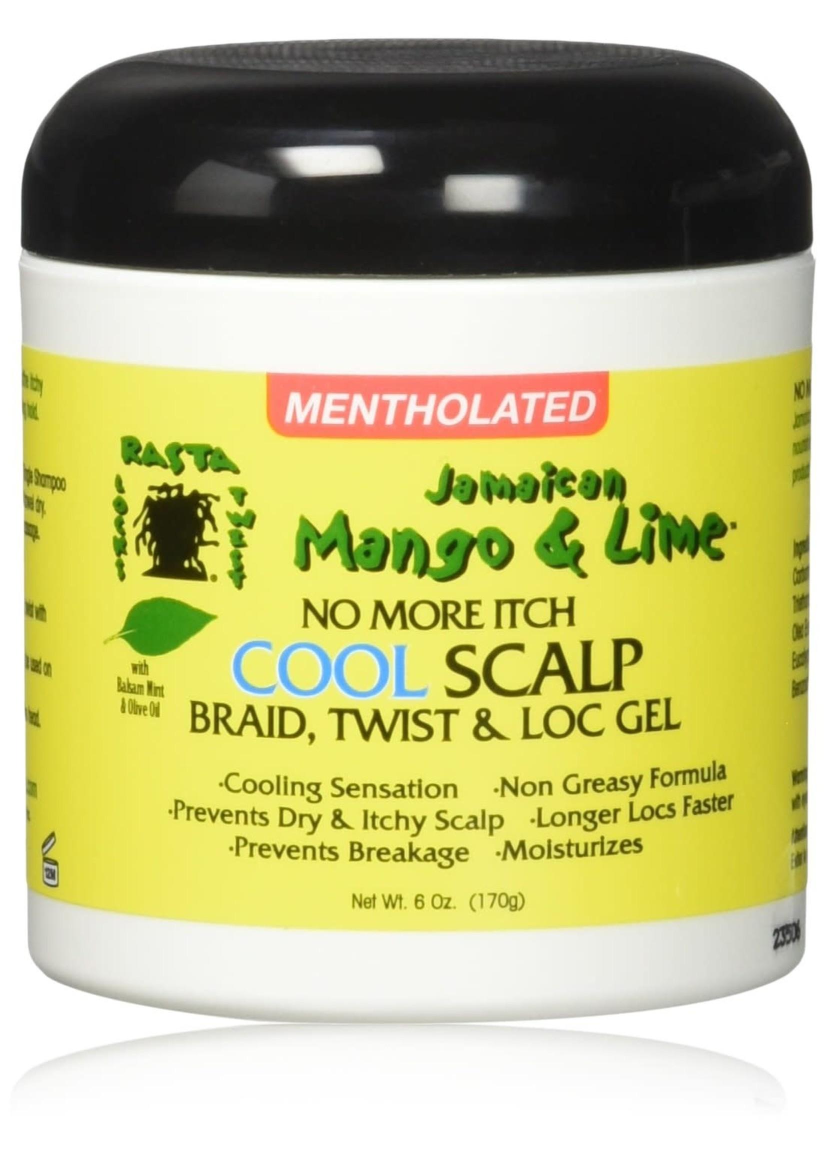 Jamaican Mango Lime No More Itch Cool Scalp 6oz