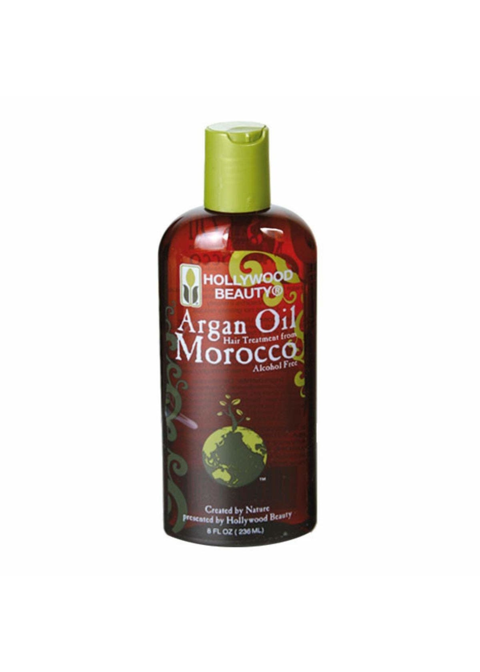 Hollywood Beauty Argan Oil Morocco Treatment 8oz