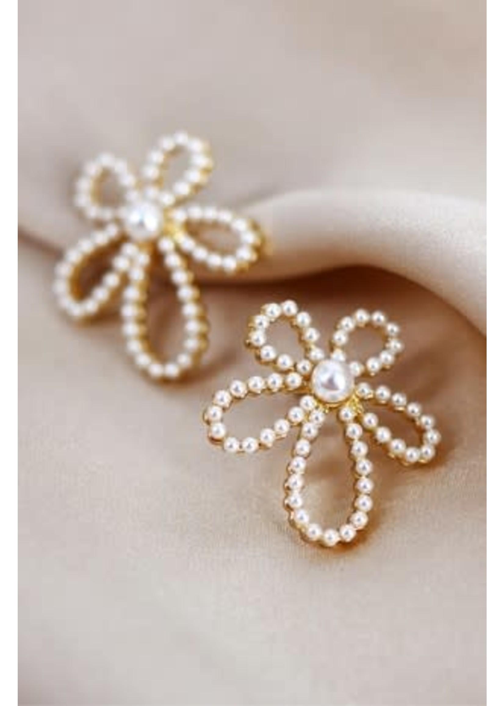 Bridal Stud Earrings