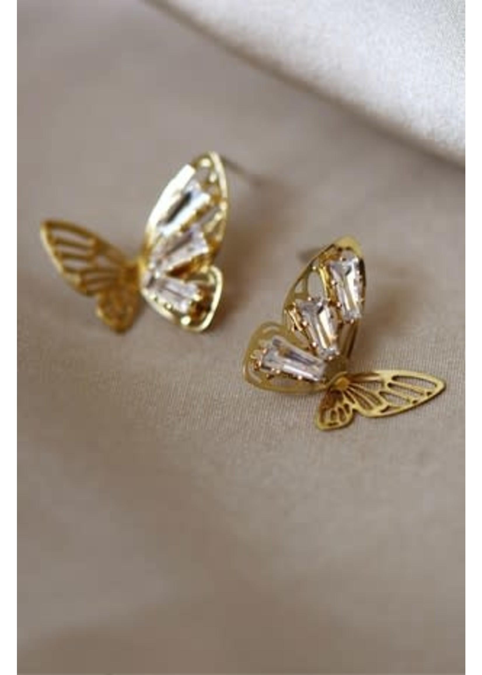 Butterfly Me Up Earrings