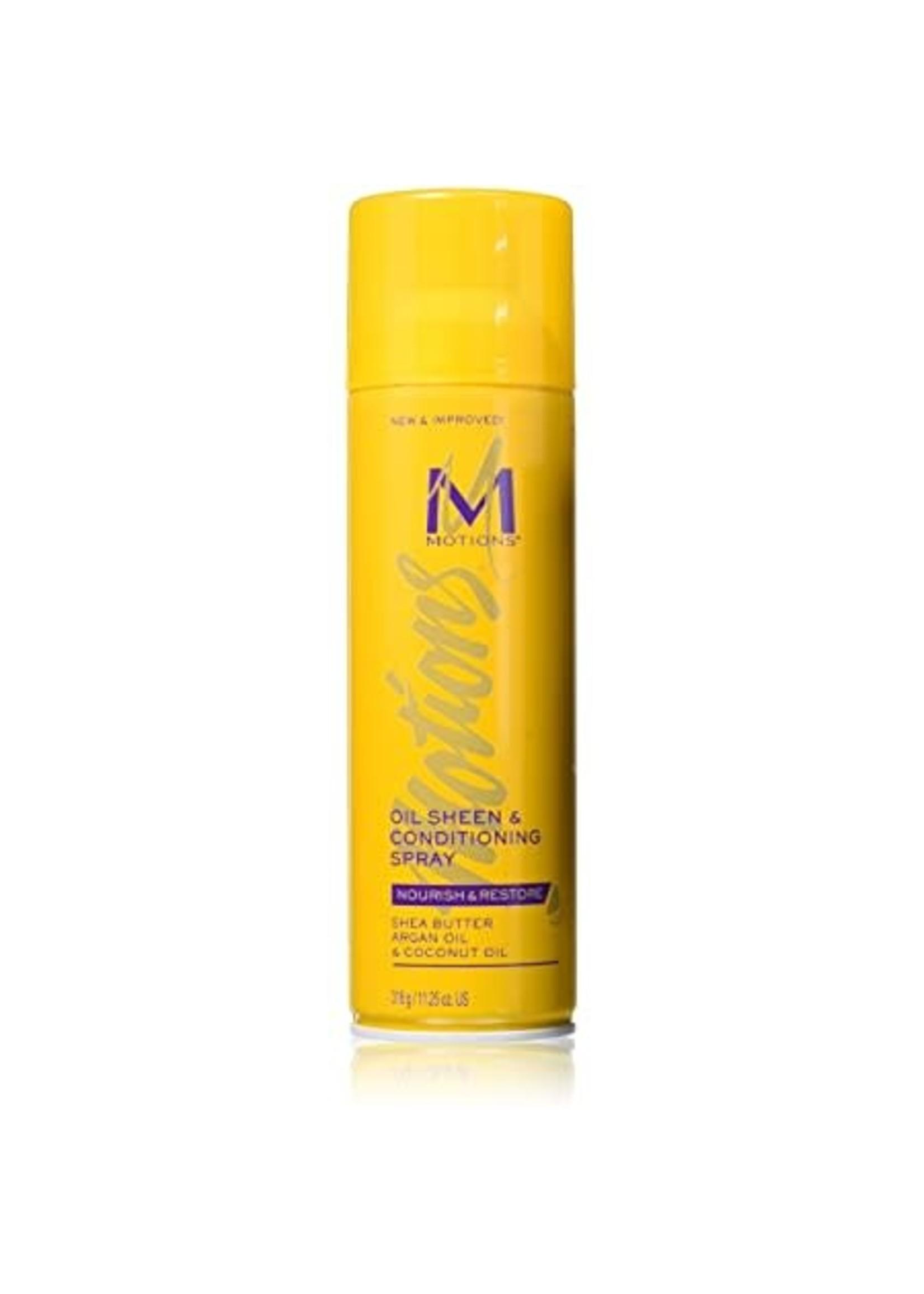 Motions Oil Sheen Spray 11.25
