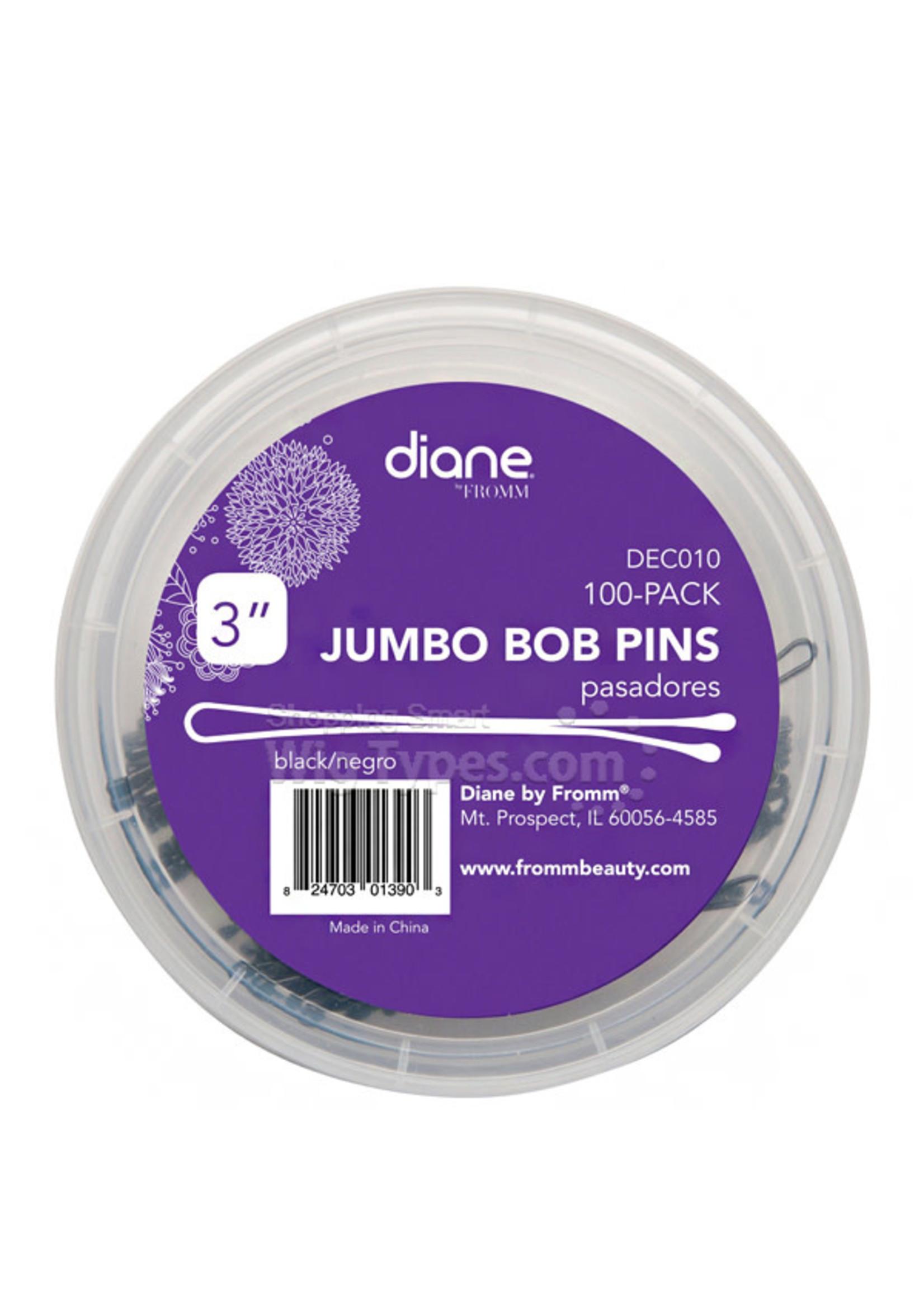 Extra Jumbo Bobbi Pins 3in 100pk