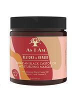 As I AM Jamaican Black Castor Oil Moisturizing Masque 8oz