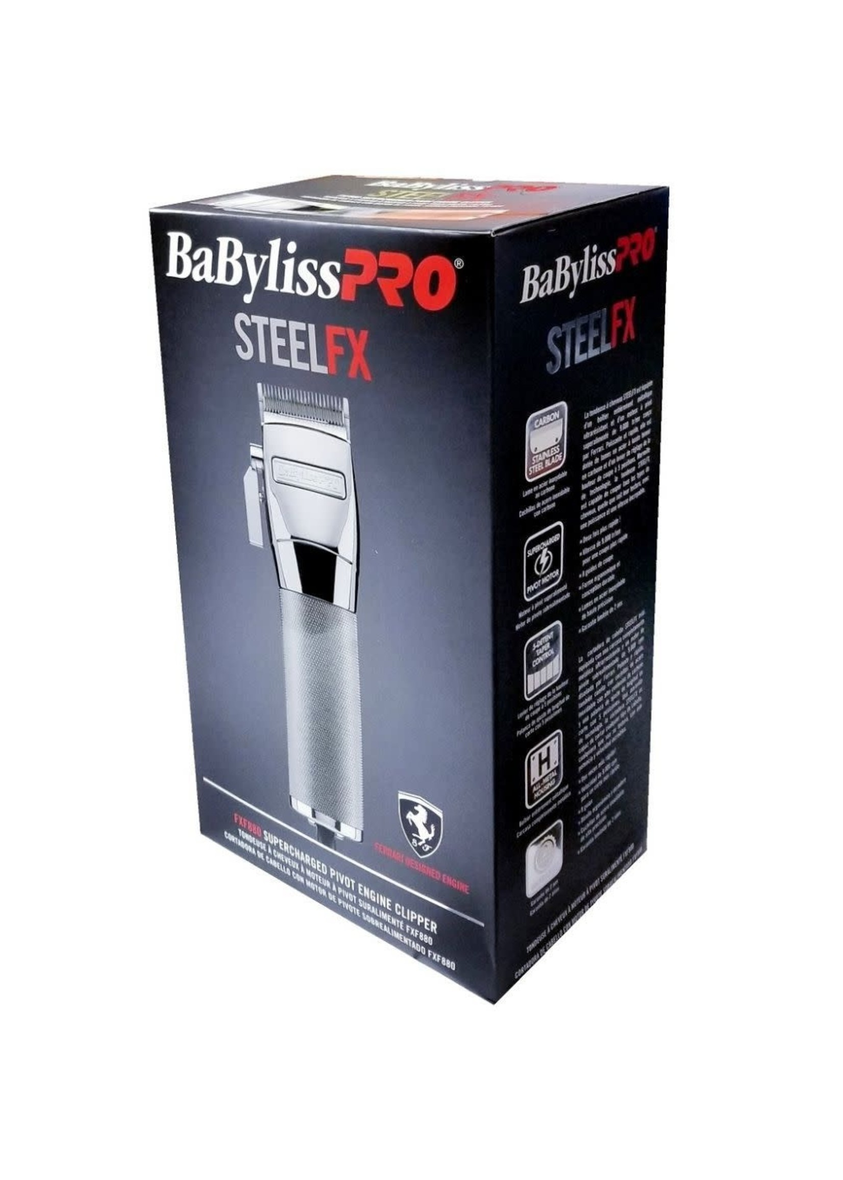 Babyliss BabylissPro Steel FX Pivot Clipper