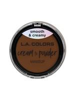 L.A. Colors LA Colors Cream to Powder Makeup-