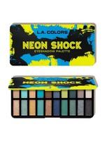 L.A. Colors LA Colors Neon Shock Eyeshadow Palette-
