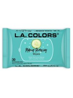 L.A. Colors LA Colors Makup Removing Wipes- Cucumber