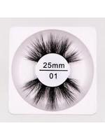 3d Mink Lashes 25mm