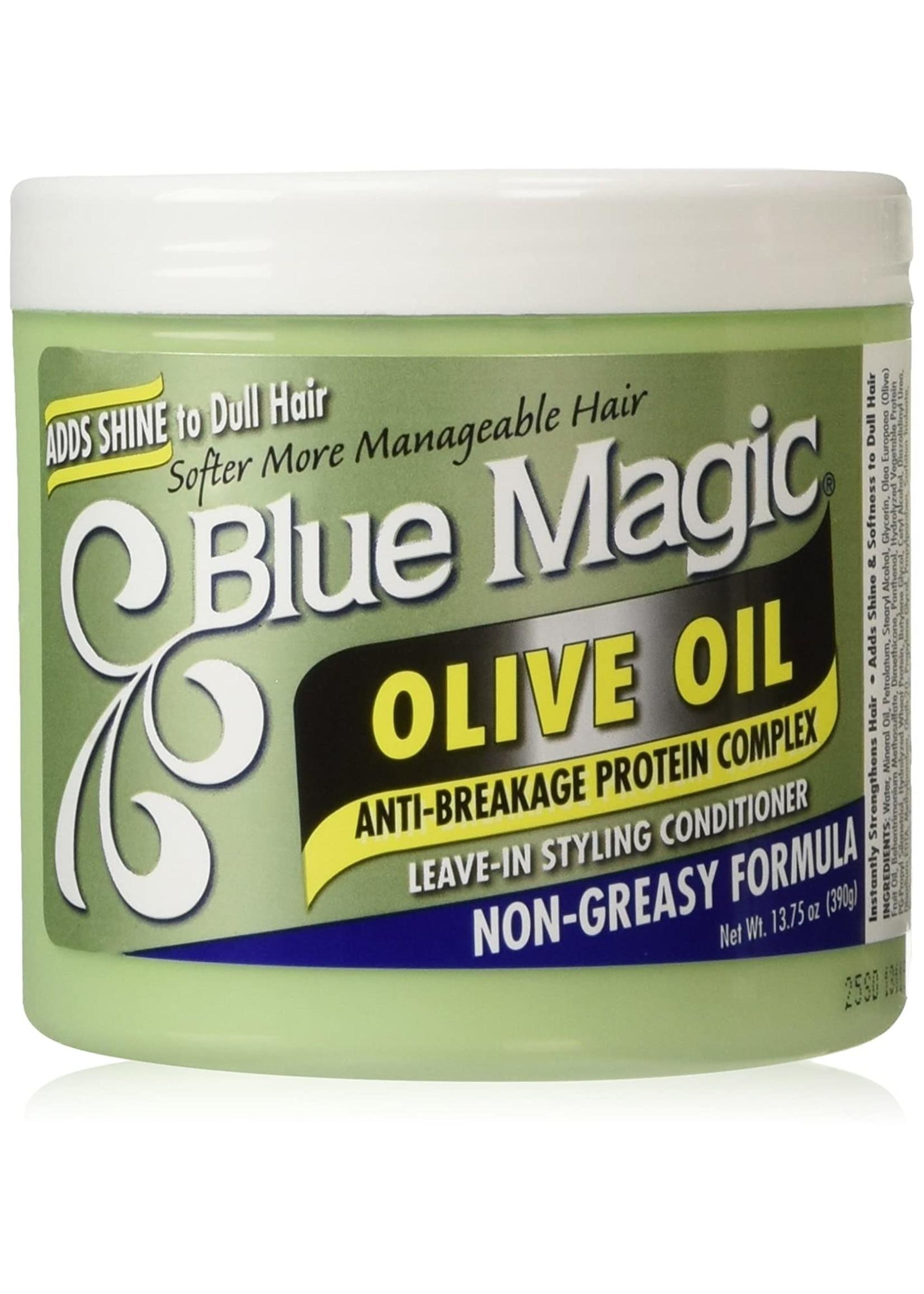 Blue Magic Anti-Breakage Olive Oil