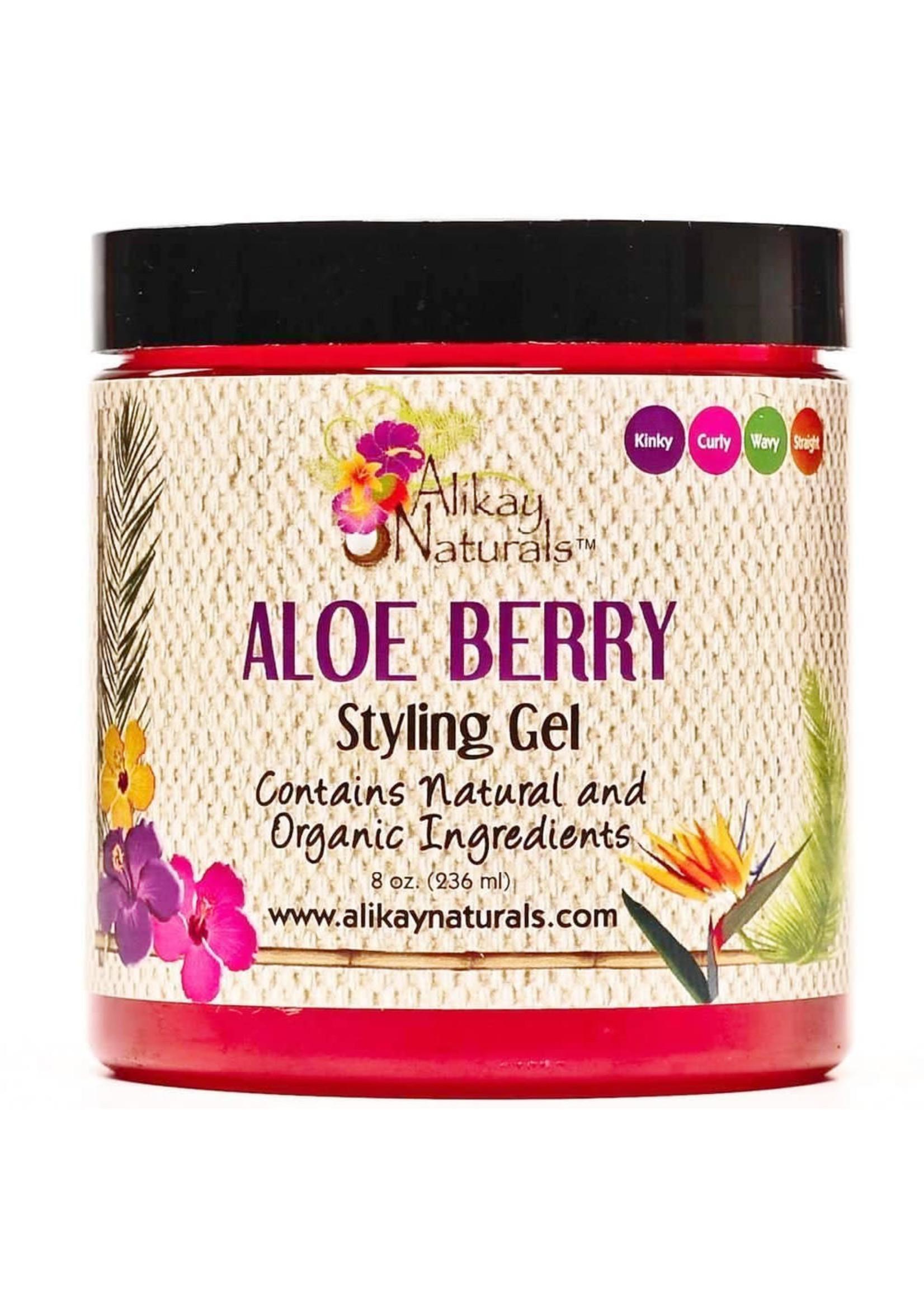Alikay Alikay Naturals Aloe Berry Styling Gel