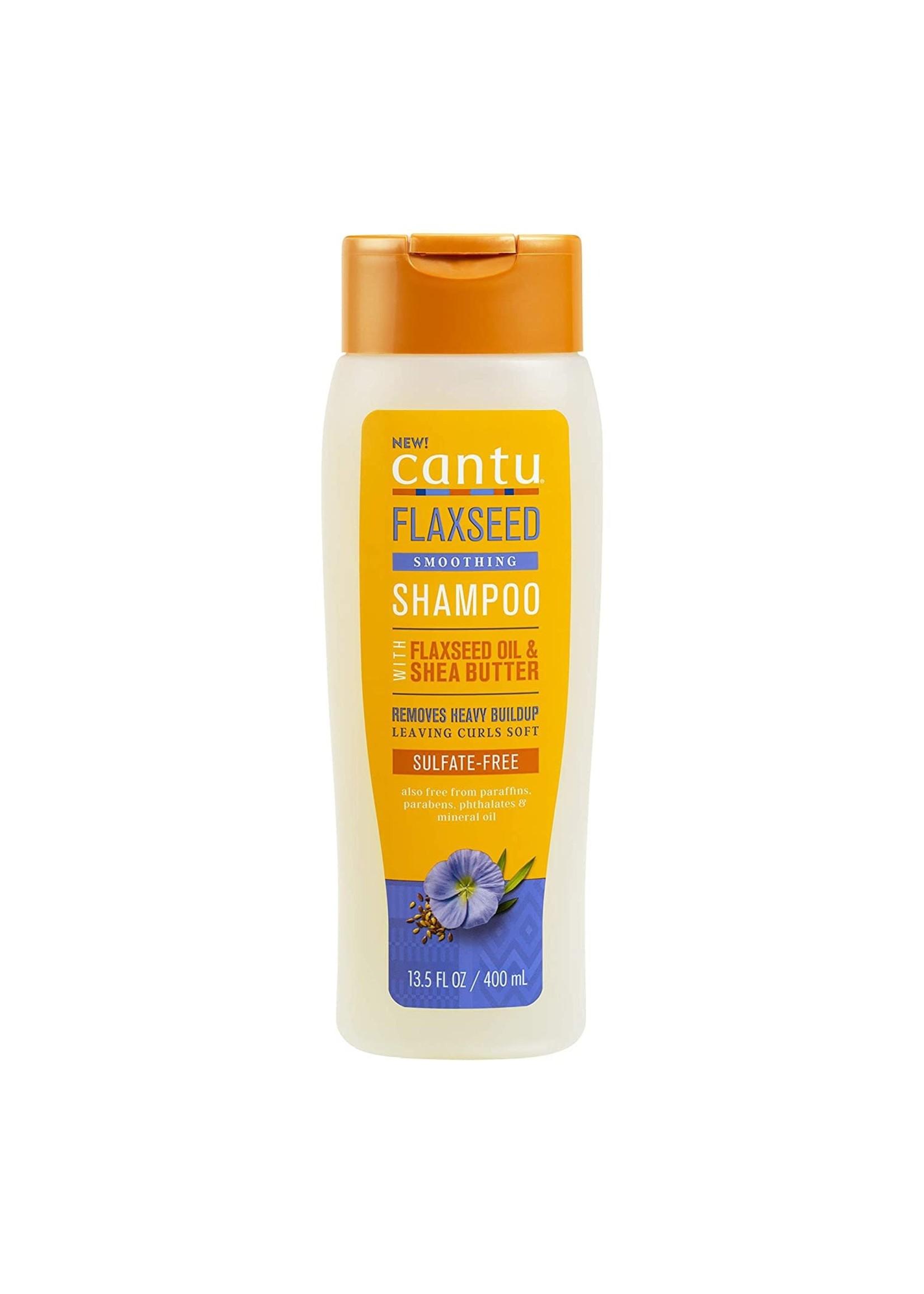 Cantu Flaxseed Shampoo