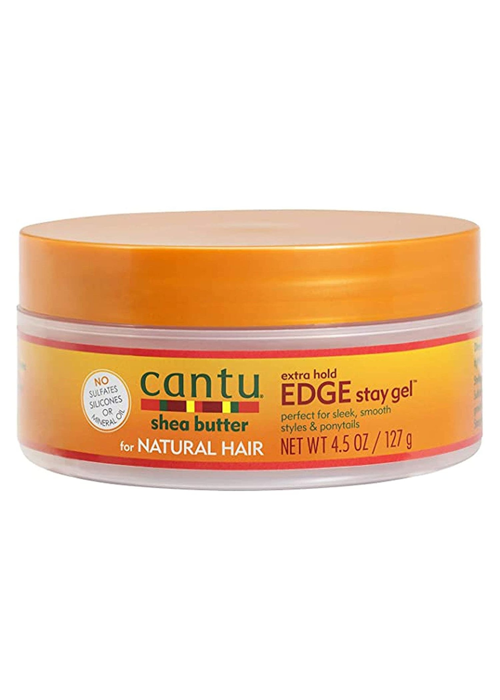 Cantu Shea Butter Natural Hold Edge Stay Gel