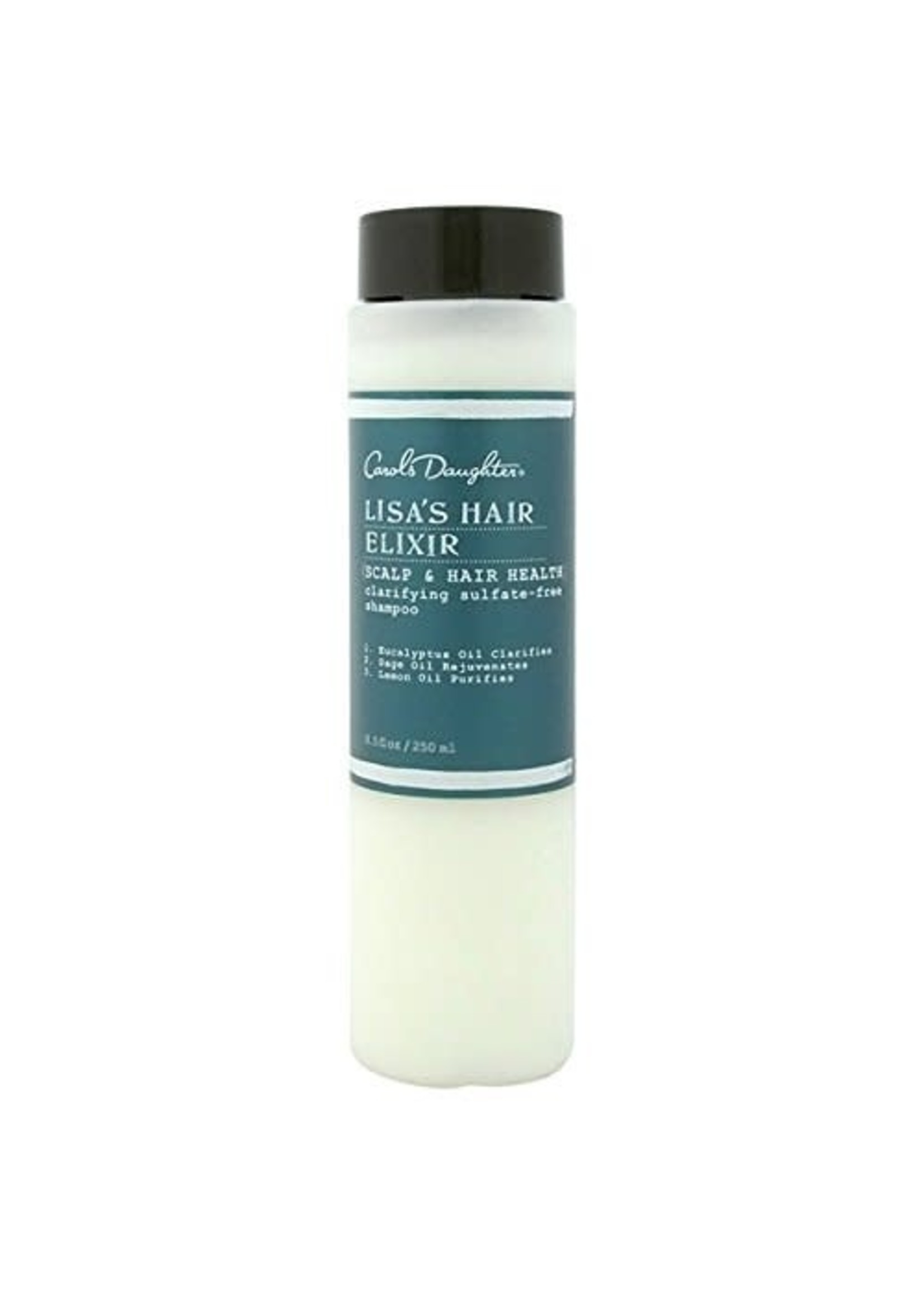 Carol's Daughter Lisas Hair Elixir Clarifying Shampoo
