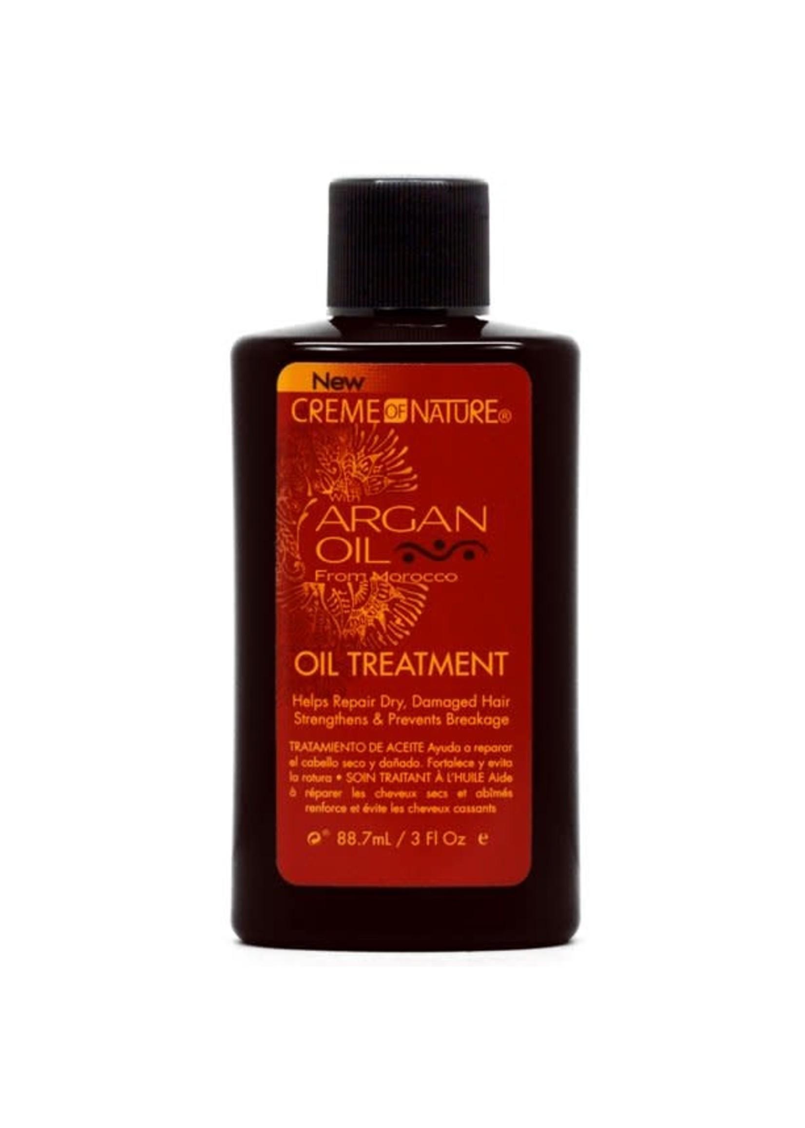 Cream of Nature Argan Oil Treatment