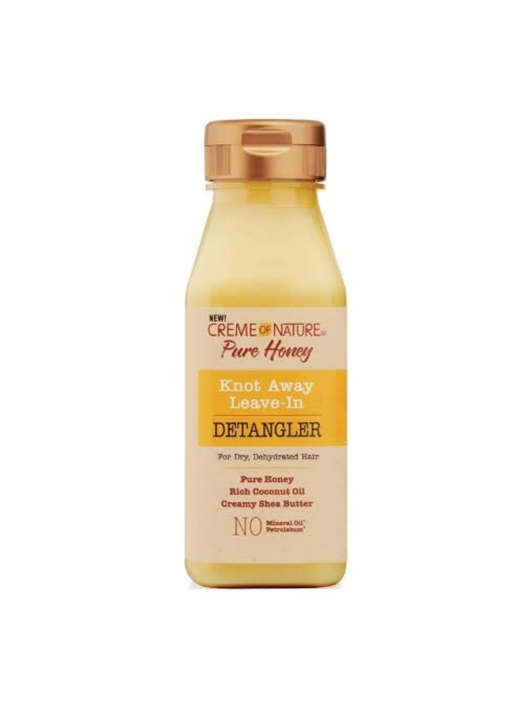 Cream of Nature Pure Honey Knot Away Leave In Detangler