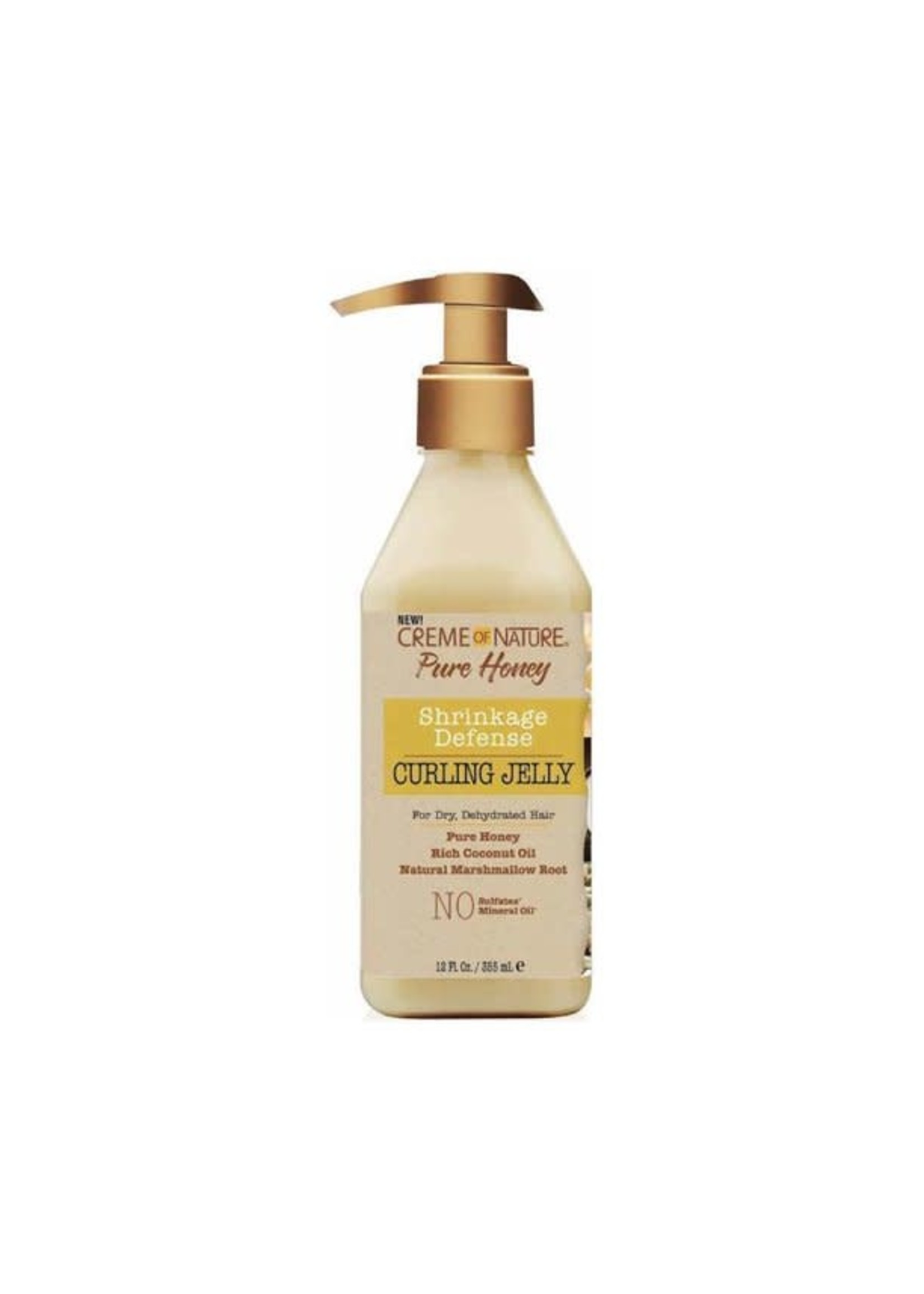 Cream of Nature Shrinkage Defense Curling Jelly