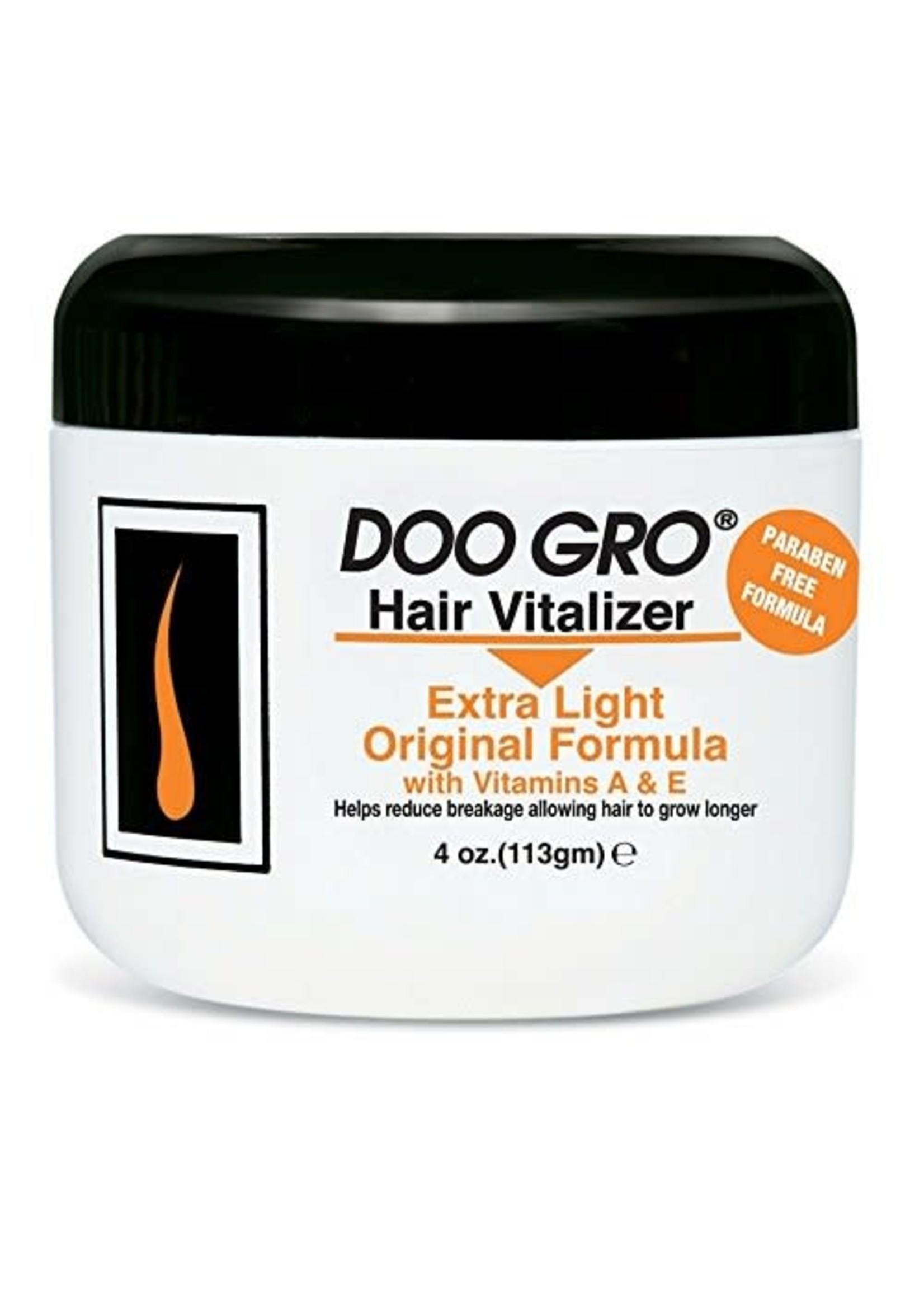 Doo Gro Medicated Vitalizer Extra Light Original 4oz Jar