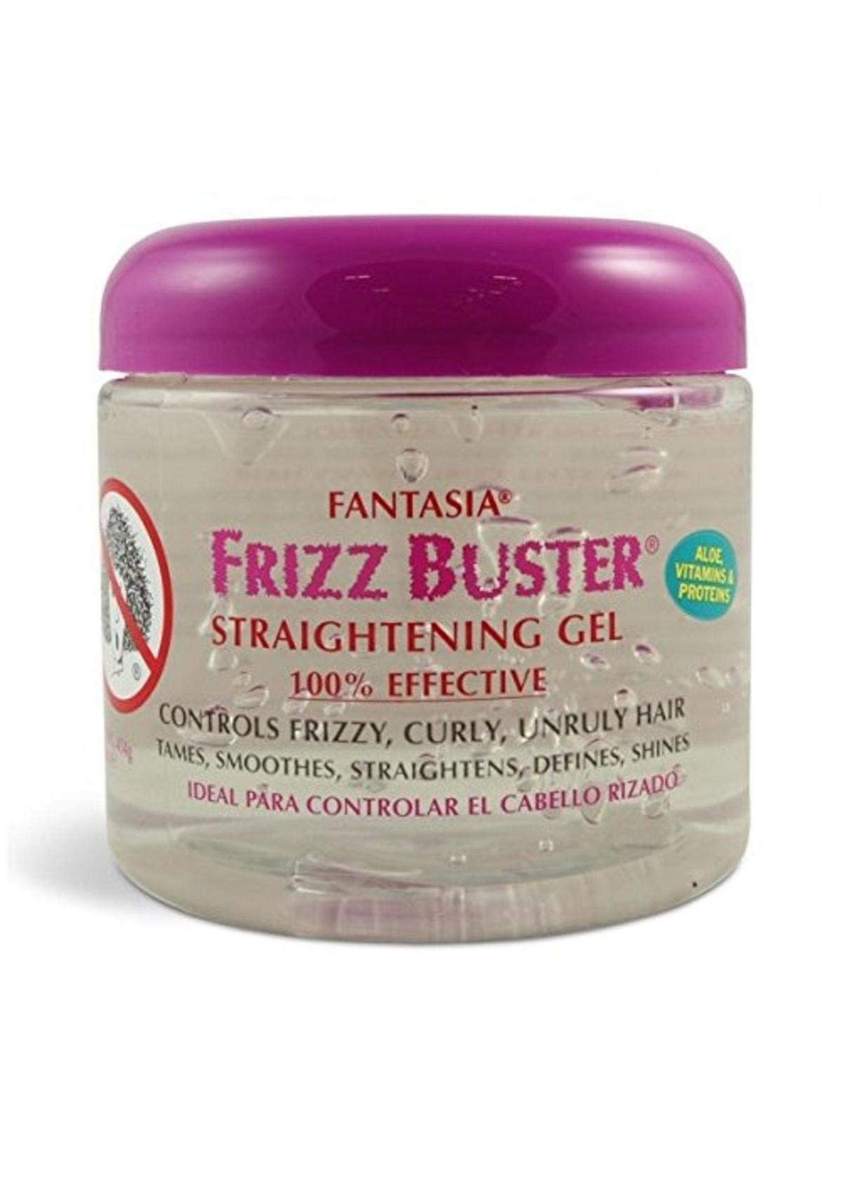 Fantasia Frizz Buster Straightening Gel 16oz