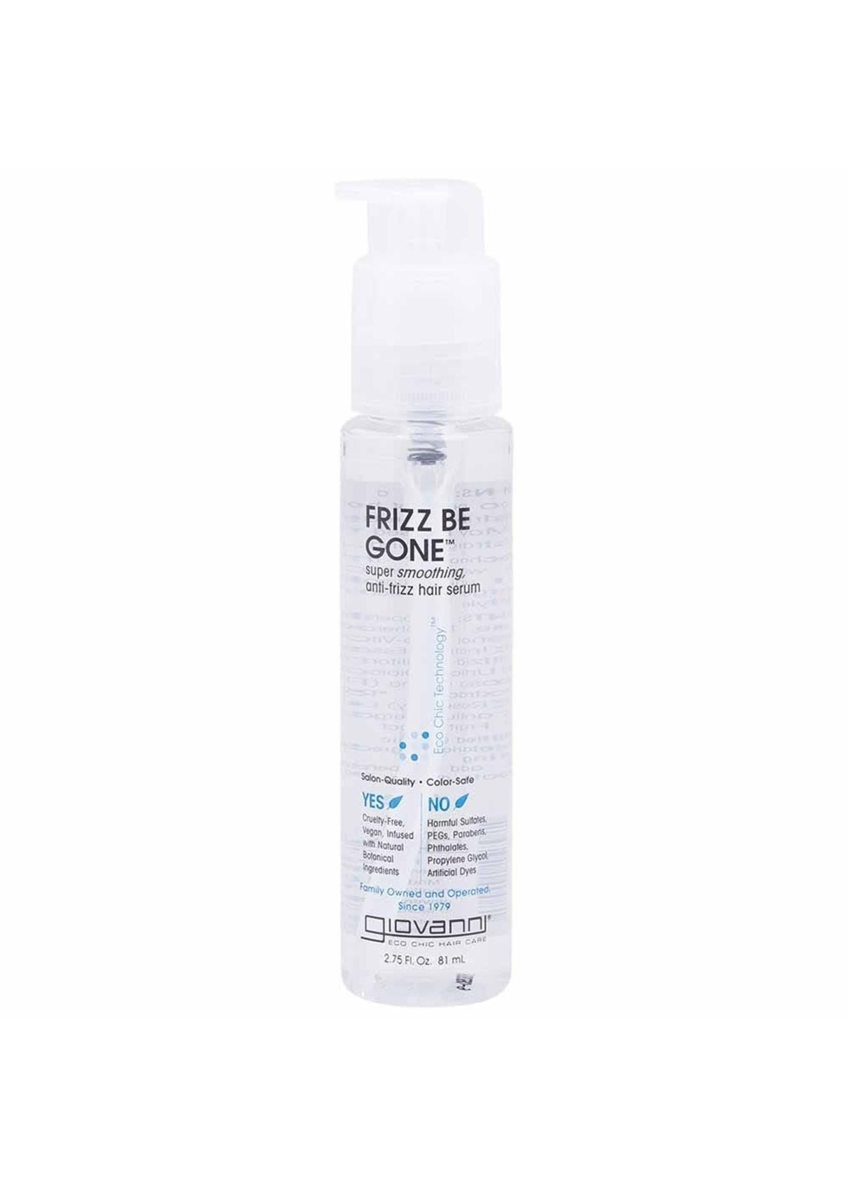 Giovanni Frizz Be Gone Super Smooth Anti Frizz Hair Serum
