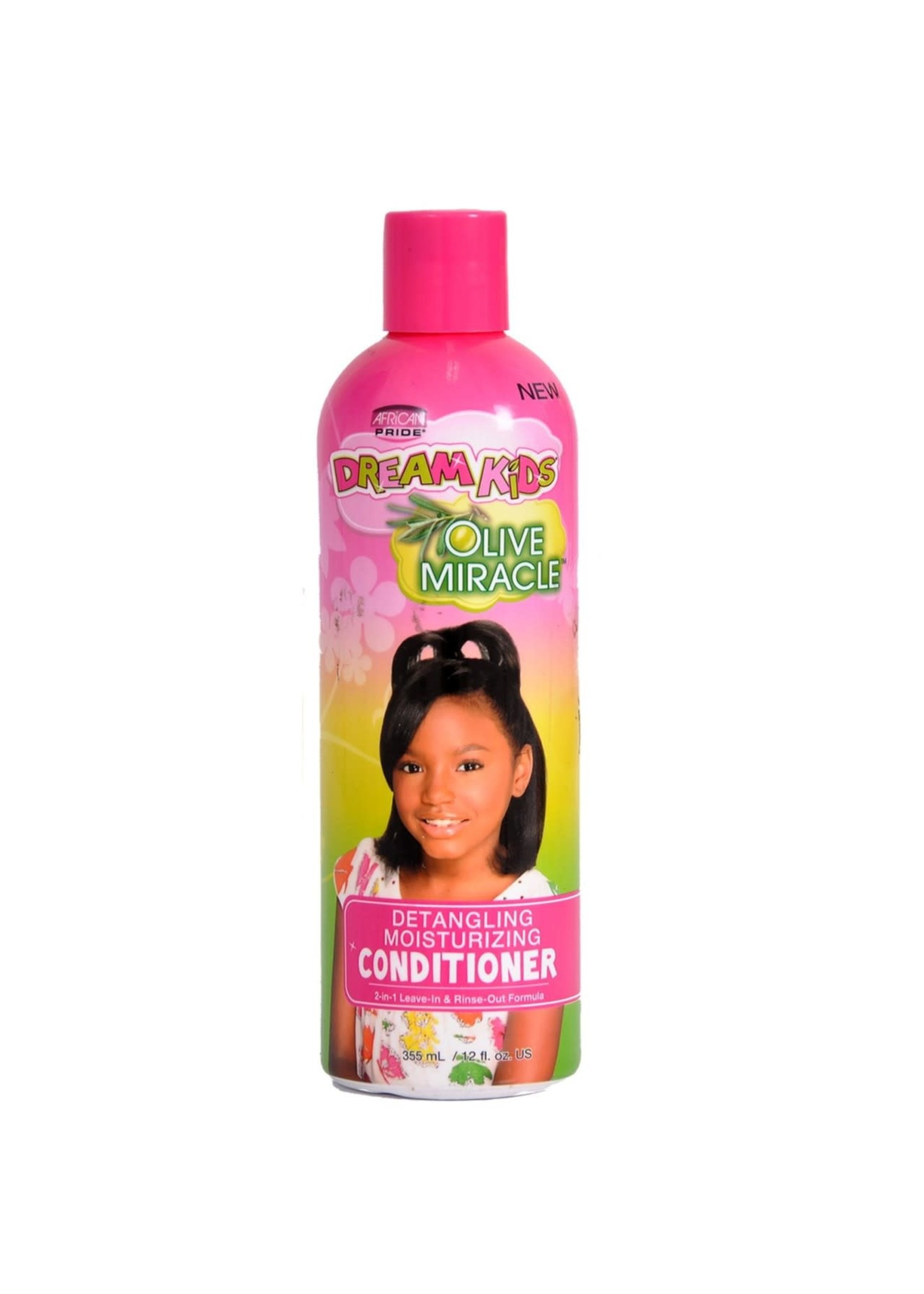 African Pride African Pride Dream Kids Olive Miracle Detangling Conditioner