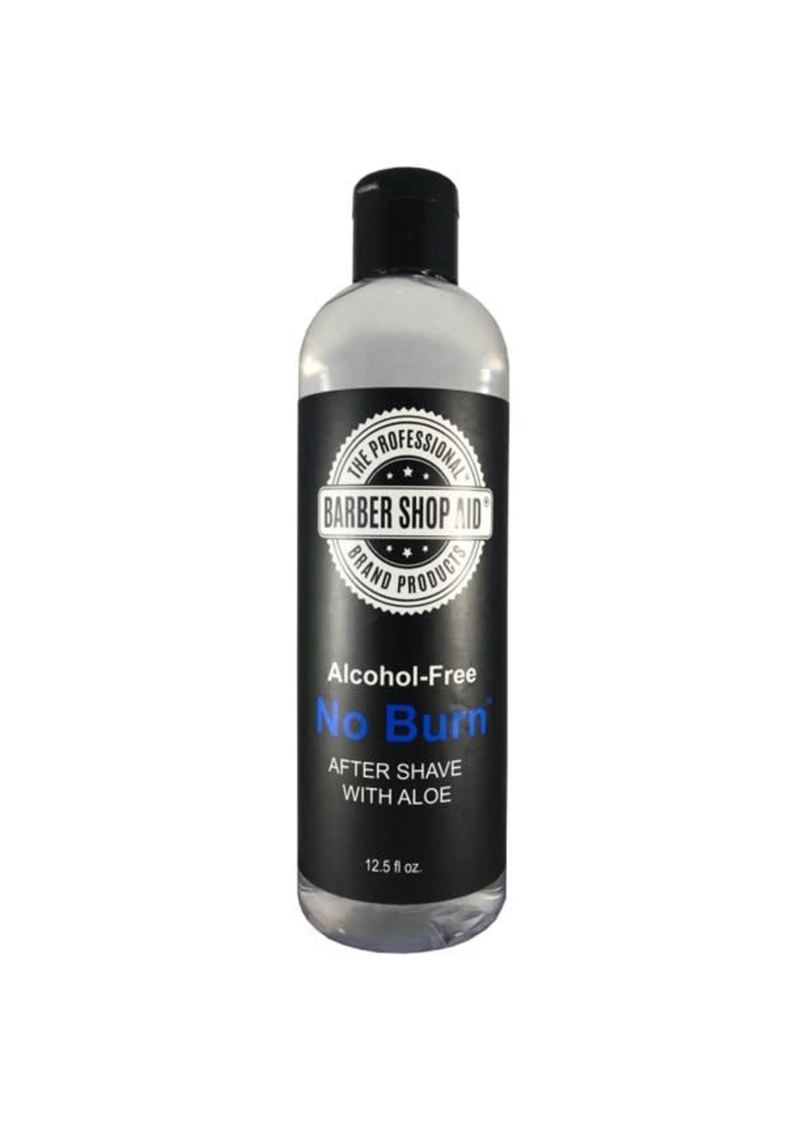 Barber Shop Aid No Burn After Shave with Aloe