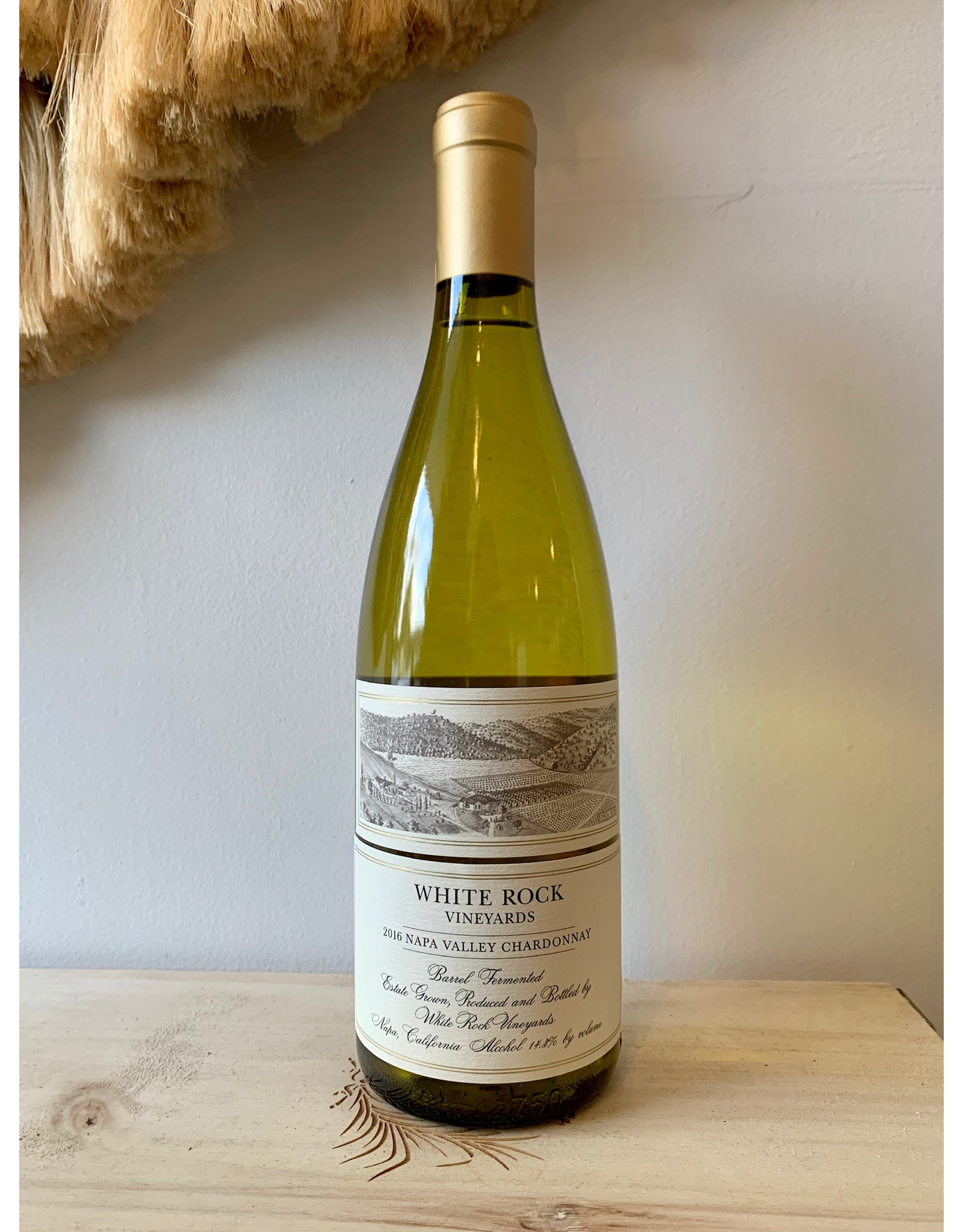 White Rock Napa Valley Chardonnay 2016