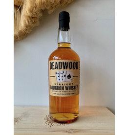 Proof & Wood Deadwood Straight Bourbon