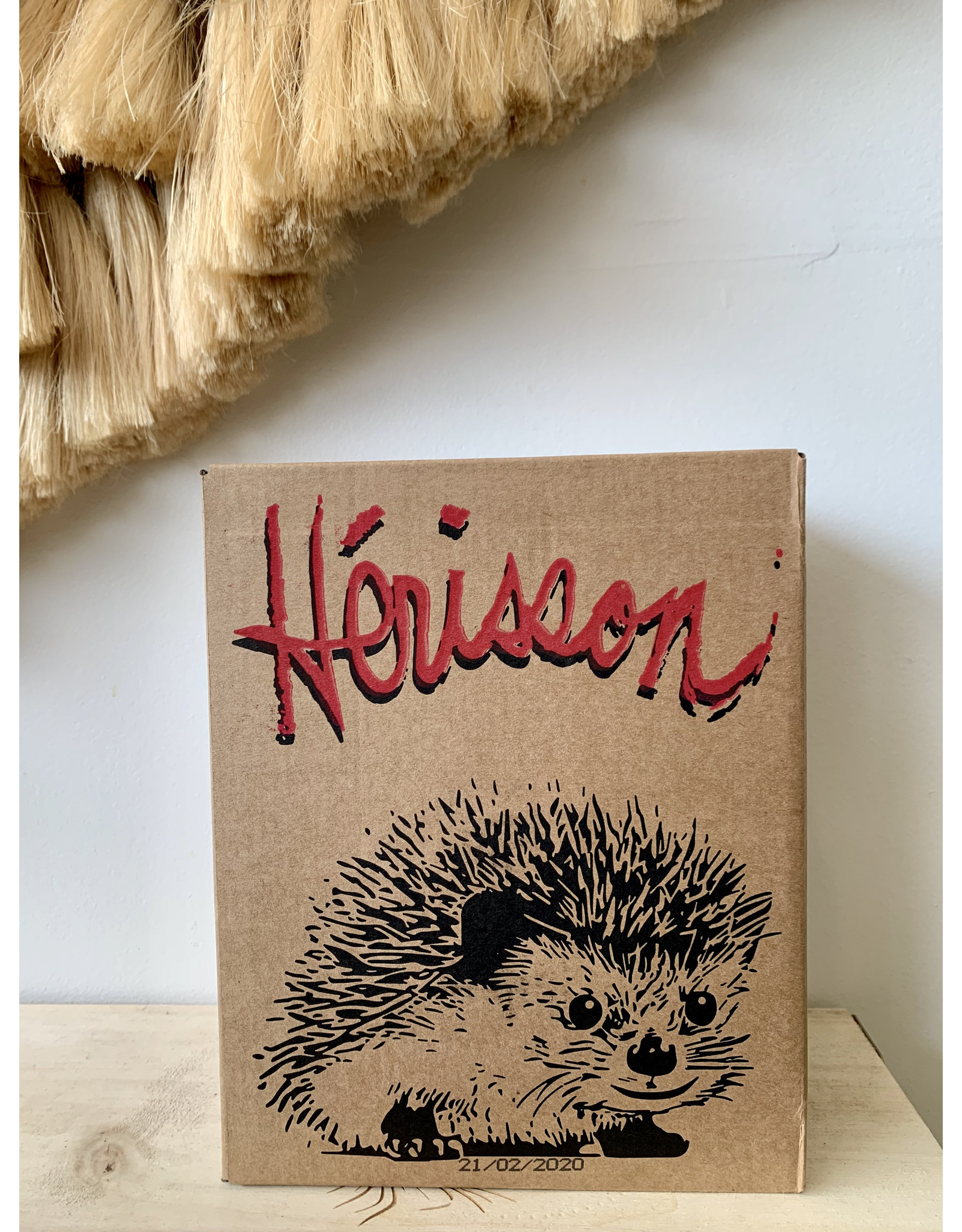 Herisson Vin de France Rosé Box