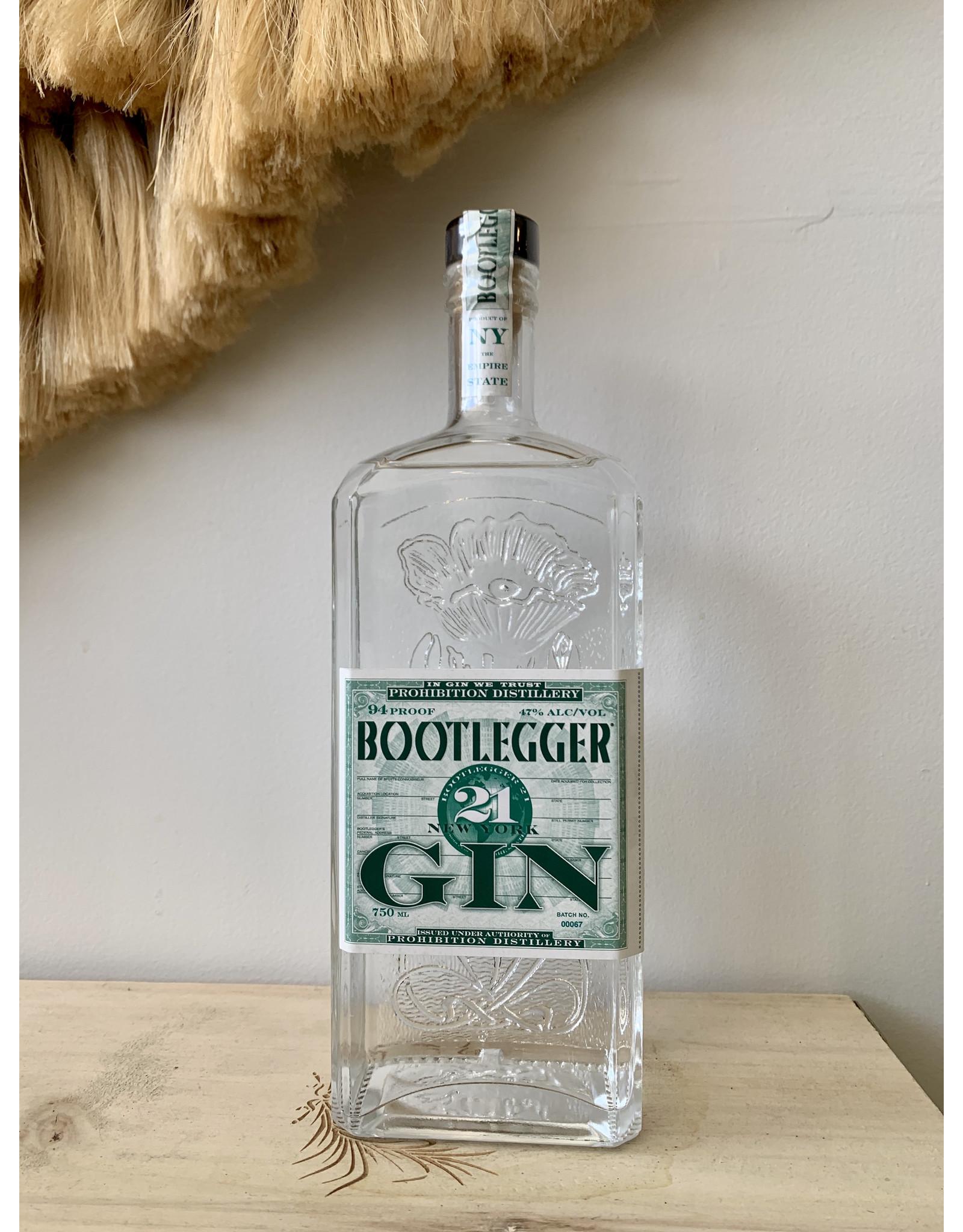 Prohibition Distillery Bootlegger 21 Gin