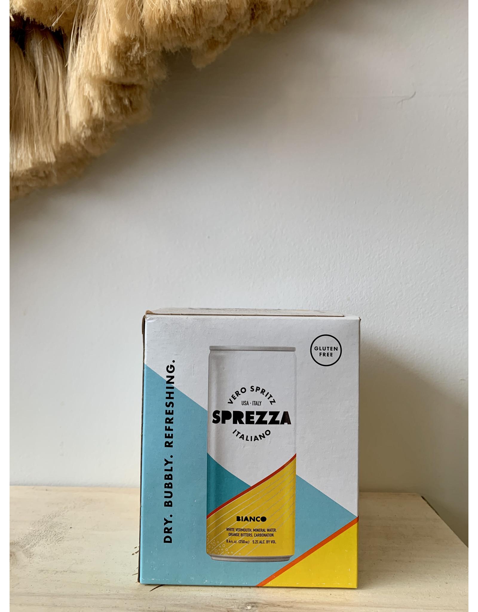 Sprezza Vero Spritz Bianco 4 Pack