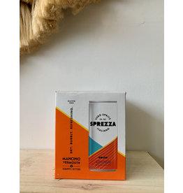 Sprezza Vero Spritz Rosso 4 Pack