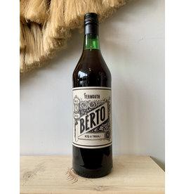 Bèrto Vermouth Rosso Da Travaj (NV) 1L